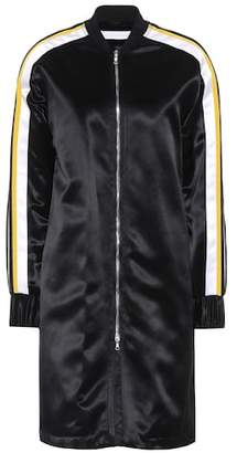 Victoria Beckham Victoria Satin coat