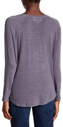 Velvet by Graham & Spencer Linen Knit Top