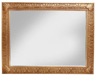 Isabella Collection Gold Mirror
