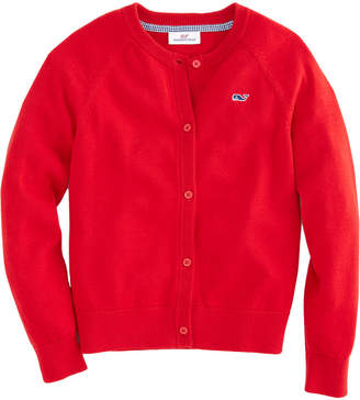 Vineyard Vines Girls Charlie Cardigan