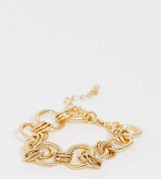 Designb London DesignB London chunky chain bracelet