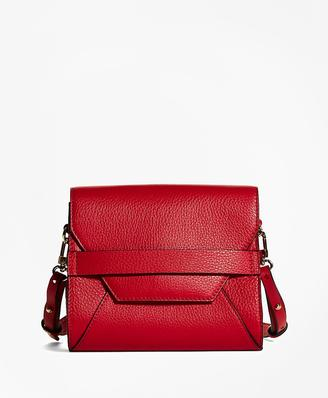 Pebble Calfskin Crossbody Bag $198 thestylecure.com