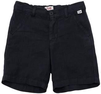 Il Gufo Linen Shorts