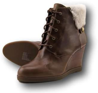 MICHAEL Michael Kors Carrigan Wedge Women US 7 Wedge Heel