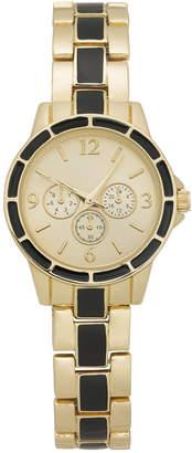 Charter Club Women's Chronograph Two-Tone Bracelet Watch 30mm