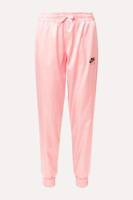 Nike Air Satin Track Pants - Baby pink