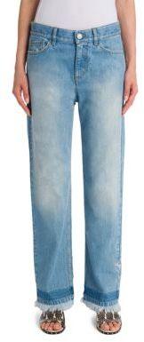 ValentinoValentino Straight-Leg Jeans