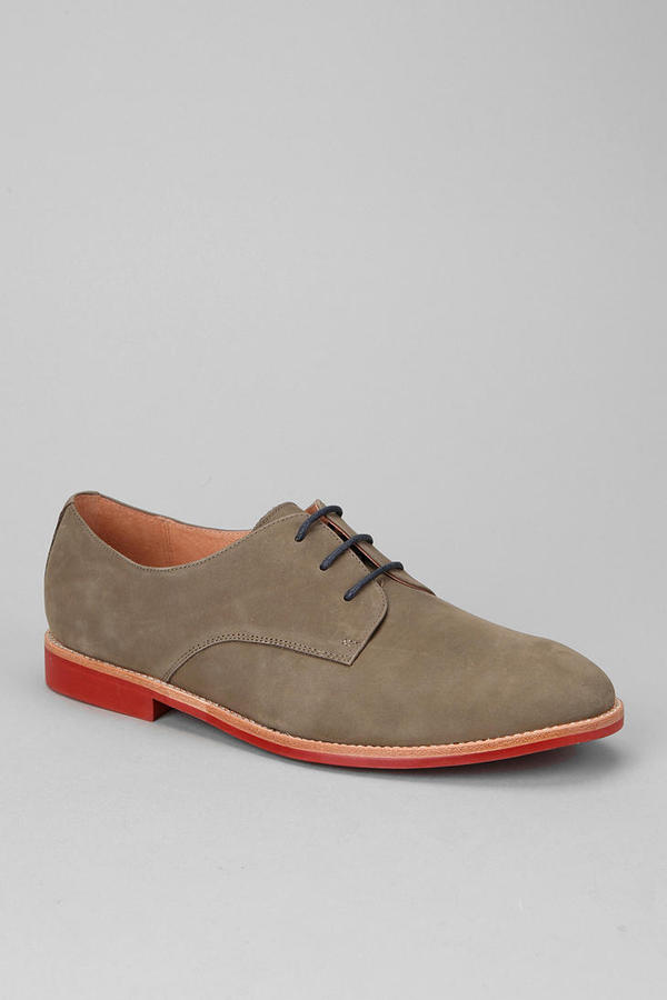 Vanishing Elephant Brass Classic Derby Shoe