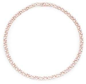 Adriana Orsini Caspian Crystal Collar Necklace