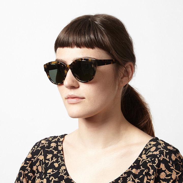 Karen Walker anywhere sunglasses - tort