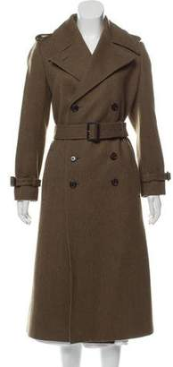 Joseph Wool Long Coat