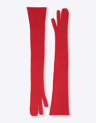 Maison Margiela (メゾン マルジェラ) - MAISON MARGIELA wool gloves