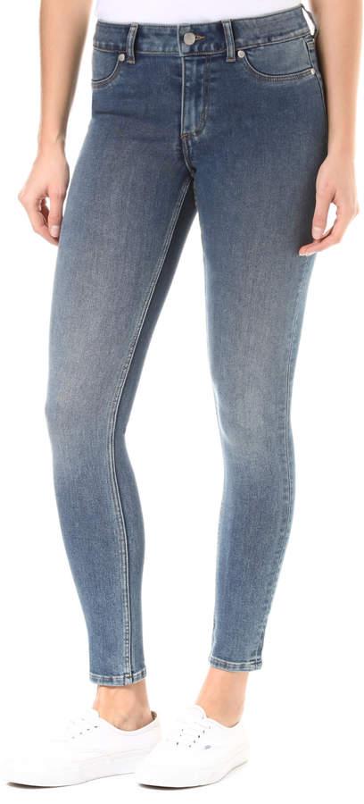 Mid Spray - Jeans für Damen