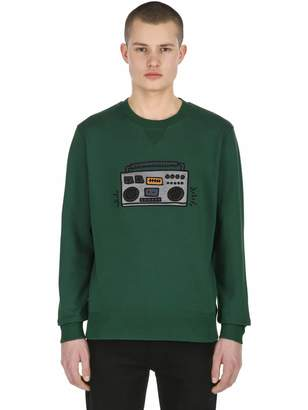 Coach Keith Haring Cotton Jersey Sweatshirt