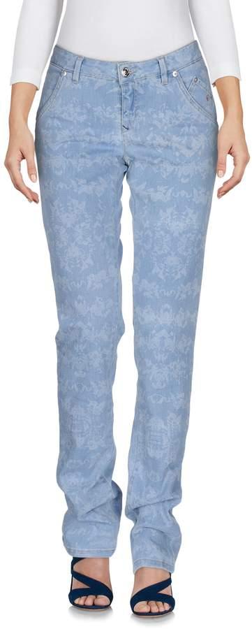 Siviglia Denim pants - Item 42592749