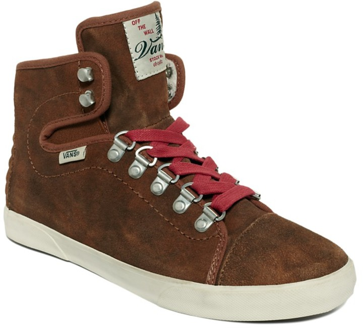 Vans Women's Shoes, Hadley Hiker Sneakers
