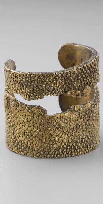 Alkemie Jewelry Large Stingray Cuff