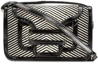 Pierre Hardy striped satchel