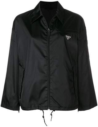 Prada zipped up jacket