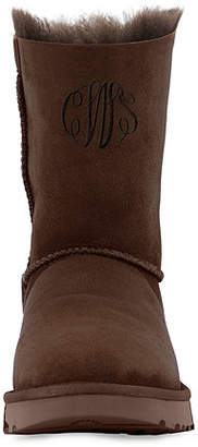UGG Bailey Bow II Boot $205 thestylecure.com