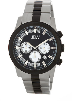 JBW Men's Delano Diamond Bracelet Watch - 0.21 ctw $189.97 thestylecure.com