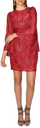 Cooper St Ophelia Long Sleeve Mini Dress