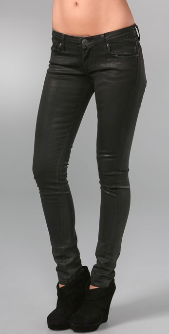 Unknown Factory Skinny Robocop Jeans