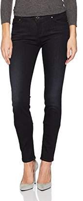 Armani Jeans Women's Dark Denim Mid Rise