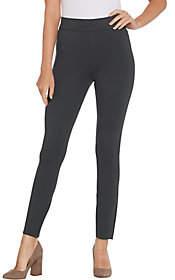 Spanx Ponte Ankle-Length Leggings -Tall