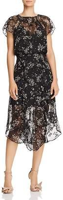 Parker Tegan Floral Dress