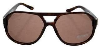 Burberry Tinted Shield Sunglasses