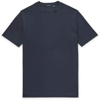 Incotex Slim-Fit Cotton-Jersey T-Shirt