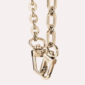 Maje Gold detachable chain for handbag