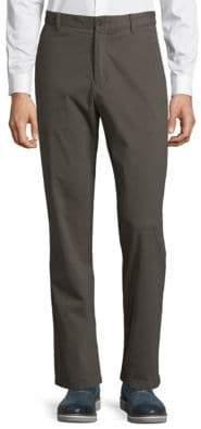 Zachary Prell Slim-Fit Straight-Leg Trousers