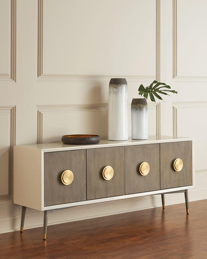 Interlude Home Darling Lacquer Console