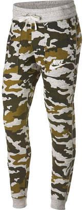 Nike Women's Camo Gym Vintage Pant