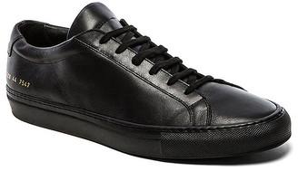 Common Projects Original Leather Achilles Low