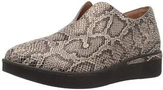 3afb32d31a3 Gentle Souls by Kenneth Cole Women s HANNA PLATFORM SLIP ON FASHION  SNEAKER- LEATHER Shoe