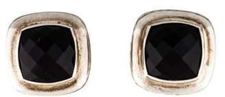 David Yurman Onyx Albion Earrings