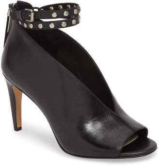 1 STATE 1.STATE Sall Ankle Strap Open Toe Pump