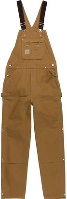 Carhartt Zip-To-Thigh Bib Overalls - Men's