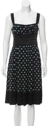 Diane von Furstenberg Silk Reseda Dress