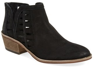 Women's Vince Camuto 'Peera' Cutout Bootie $149.95 thestylecure.com
