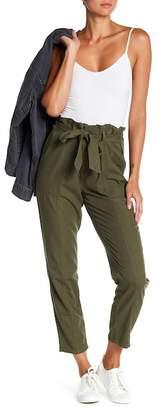 Melrose and Market High Waisted Belt Pants