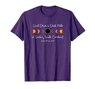 Santee South Carolina Eclipse Went Down a Dark Path T Shirt