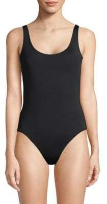 Sole East Kelly One-Piece Scoopback Swimsuit