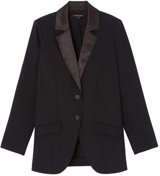 Goop X Universal Standard x Universal Standard Wool Tuxedo Jacket