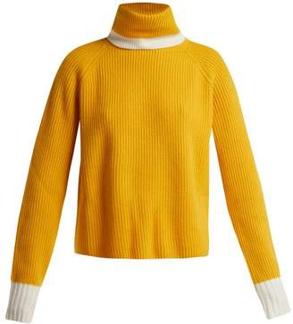 Sportmax Zelig Sweater - Womens - Yellow