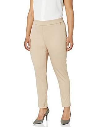 Calvin Klein Women's Plus Size Pull On Pant
