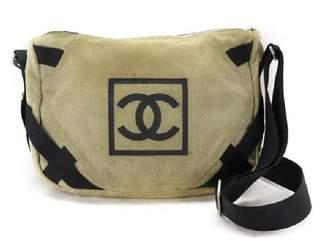 Chanel Cloth crossbody bag
